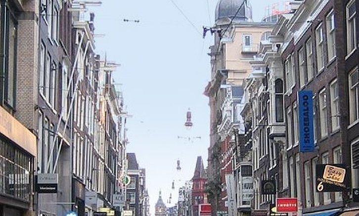 Hema foto amsterdam kalverstraat webcam