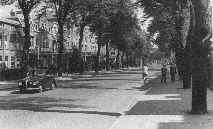 Holland And Holland >> Graafseweg Nijmegen (jaartal: 1950 tot 1960) - Foto's SERC
