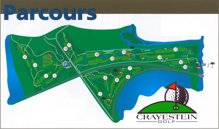 Parcours Crayestein Golfbaan Dordrecht