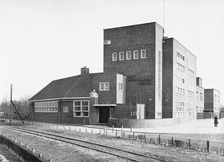 Meeuwenlaan Amsterdam (jaartal  1930 tot 1940)   Foto u0026#39;s SERC