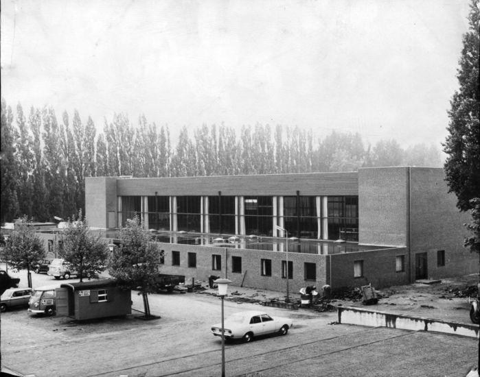 Grobbendoncklaan den bosch jaartal 1960 tot 1970 foto for Den bosch zwembad