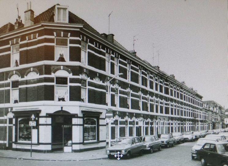 brueghelstraat den haag jaartal 1970 tot 1980 foto 39 s serc. Black Bedroom Furniture Sets. Home Design Ideas