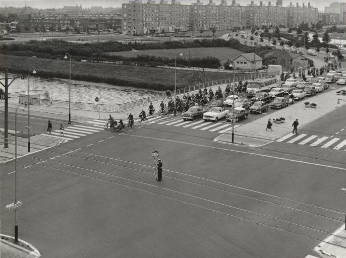 Geliefde Segbroeklaan Den Haag (jaartal: 1950 tot 1960) - Foto's SERC &KR79