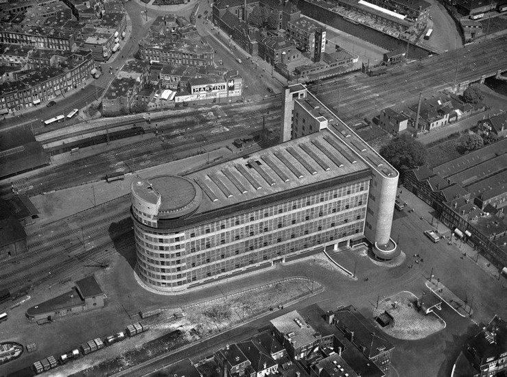 rijswijkseweg den haag (jaartal: 1960 tot 1970) - foto's serc