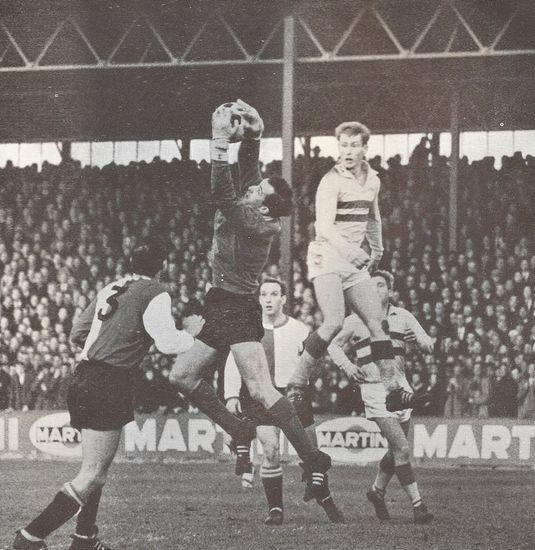 Go Ahead Eagles Deventer (jaartal: 1960 tot 1970) - Foto's ...