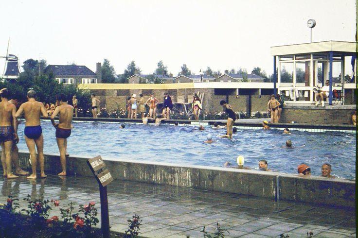 Zwembad dokkum jaartal 1970 tot 1980 foto 39 s serc - Fotos van het zwembad ...