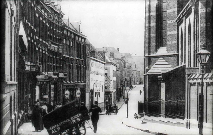 Holland And Holland >> Augustijnenstraat Nijmegen (jaartal: Voor 1900) - Foto's SERC