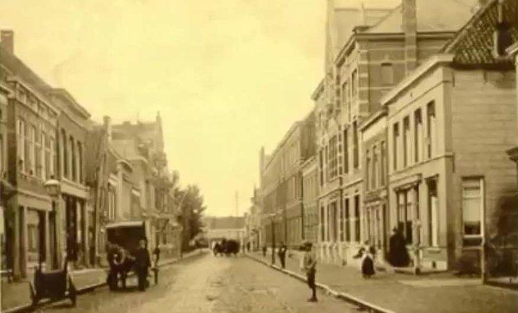 Holland And Holland >> Molenstraat Roosendaal (jaartal: 1930 tot 1940) - Foto's SERC
