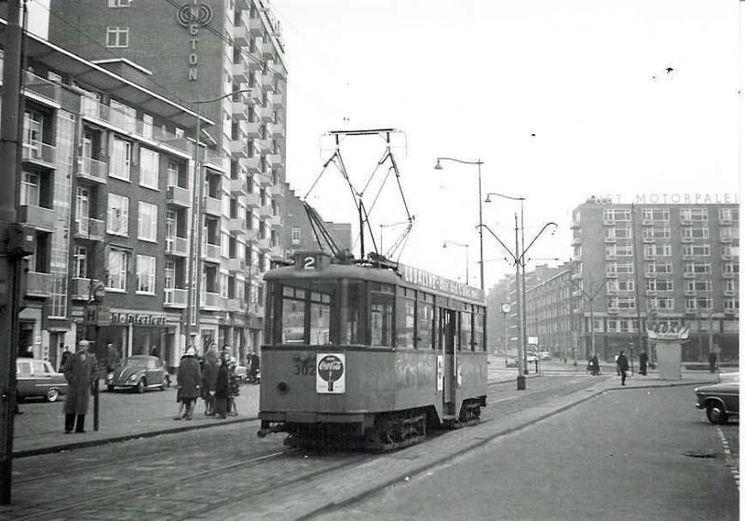 Goudsesingel Rotterdam (jaartal  1960 tot 1970)   Foto u0026#39;s SERC