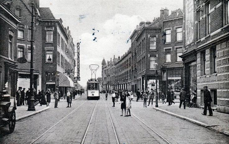 Zaagmolenstraat Rotterdam (jaartal: 1930 tot 1940) - Foto's SERC