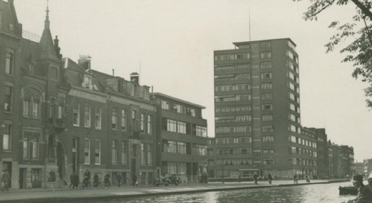 Schiekade rotterdam jaartal 1930 tot 1940 foto 39 s serc for Honingerdijk rotterdam