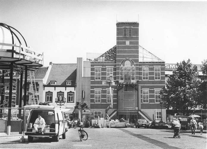 Markt Sittard (jaartal  1990 tot 2000)   Foto u0026#39;s SERC