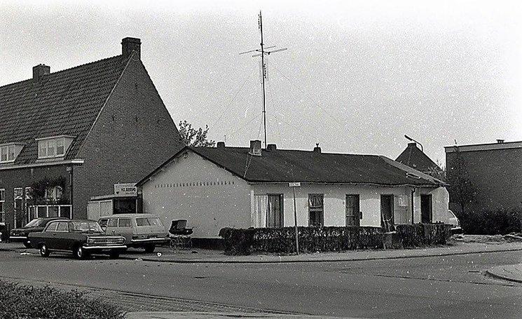 Holland And Holland >> Julianastraat Wageningen (jaartal: 1960 tot 1970) - Foto's SERC