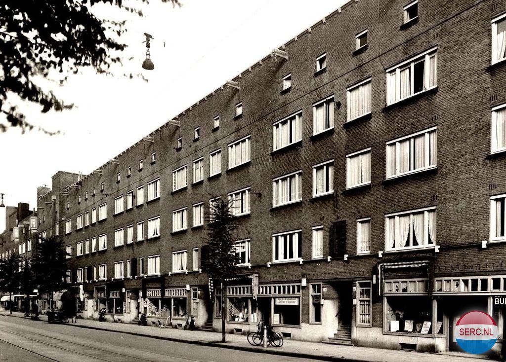 witte de withstraat amsterdam (jaartal: 1940 tot 1945) - foto's serc