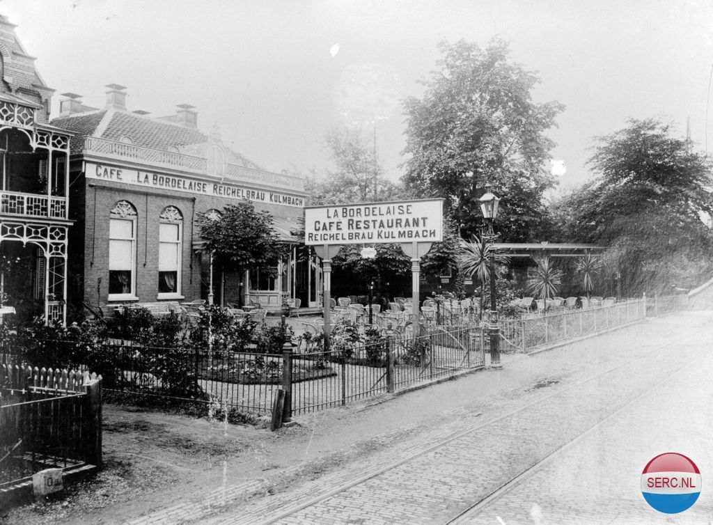 Velperweg arnhem jaartal 1910 foto 39 s serc for Arnhem restaurant