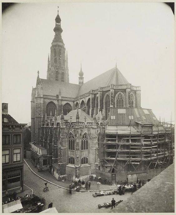 Kerken Breda (jaartal:...