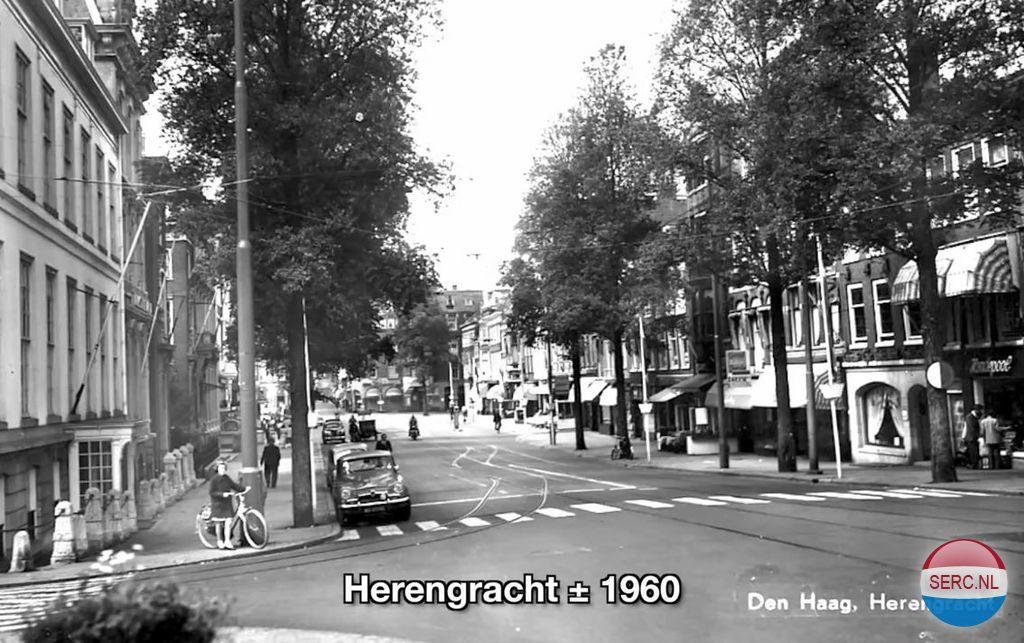 Beroemd Herengracht Den Haag (jaartal: 1950 tot 1960) - Foto's SERC @GZ51