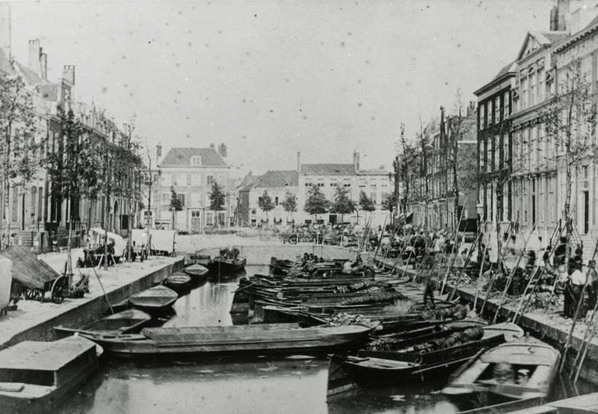 Zeer Prinsegracht Den Haag (jaartal: Voor 1900) - Foto's SERC #WT76