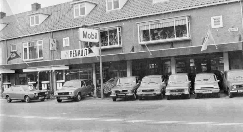 Garage Den Helder : Middenweg den helder jaartal: 1970 tot 1980 fotos serc