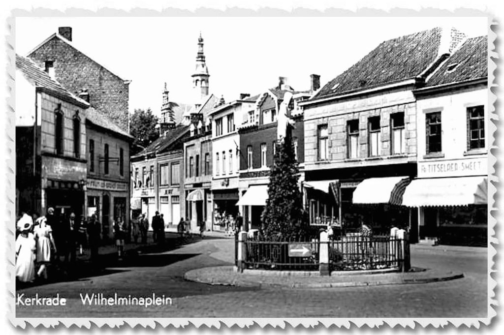 Wilhelminaplein kerkrade jaartal 1930 tot 1940 foto 39 s for Kruidvat kerkrade