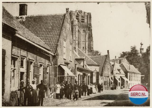 Holland And Holland >> Kerkstraat Oosterhout (jaartal: 1920 tot 1930) - Foto's SERC