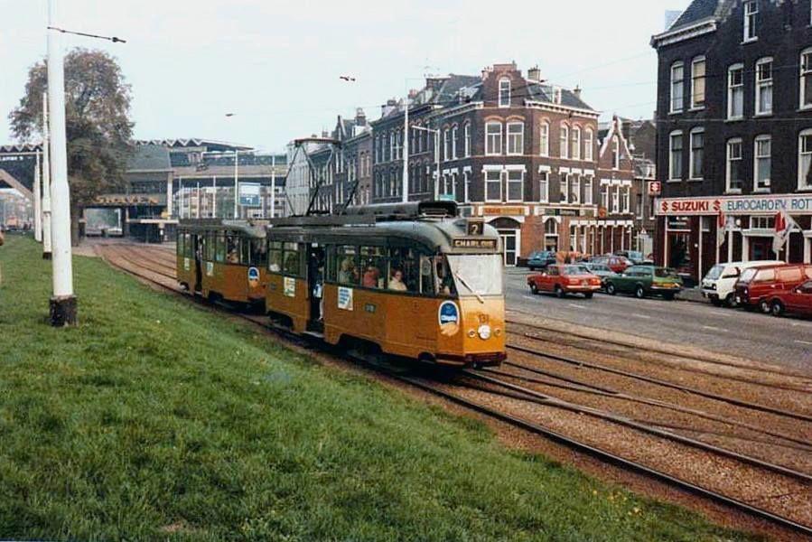 Brielselaan Rotterdam (jaartal: 1970 tot 1980) - Foto's SERC