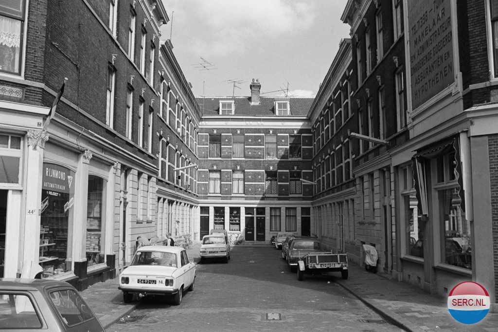 Holland And Holland >> Van der Takstraat Rotterdam (jaartal: 1970 tot 1980 ...