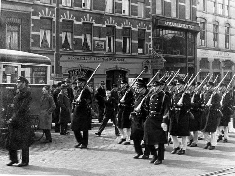 Goudsesingel Rotterdam (jaartal  1930 tot 1940)   Foto u0026#39;s SERC