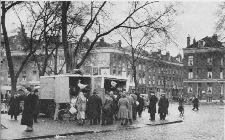 Noordplein Rotterdam (jaartal: 1950 tot 1960) - Foto's SERC