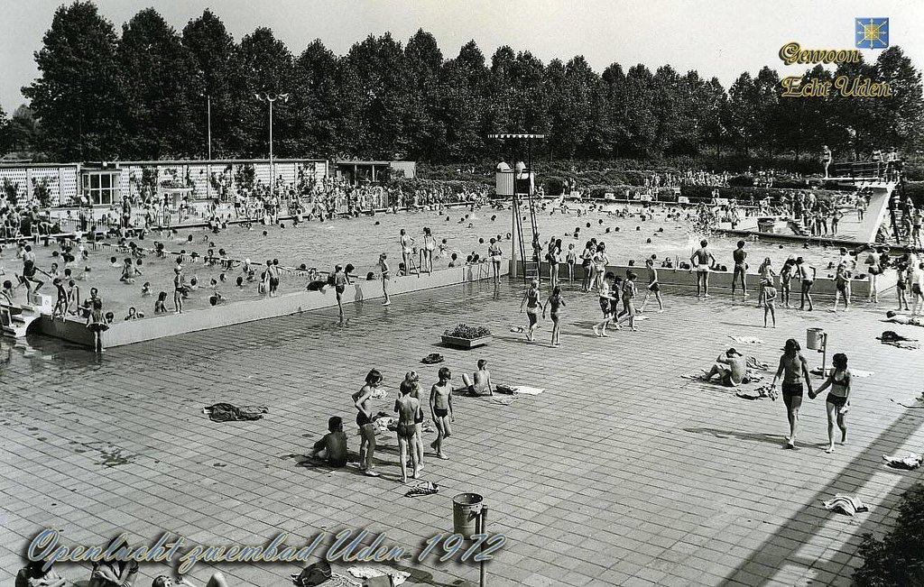 Zwembad uden jaartal 1970 tot 1980 foto 39 s serc for Zwembad uden