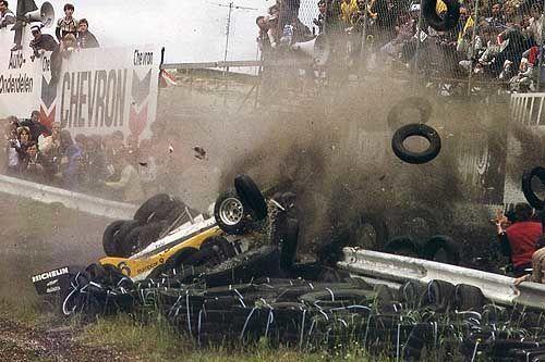 Circuit Zandvoort Zandvoort (jaartal: 1980 tot 1990 ...